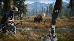 Far Cry 5 dieren