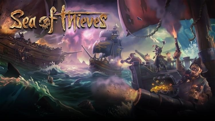 Sea of thieves voor xbox one en pc